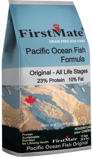 FirstMate Pacific Ocean Fish Large Breed 1kg