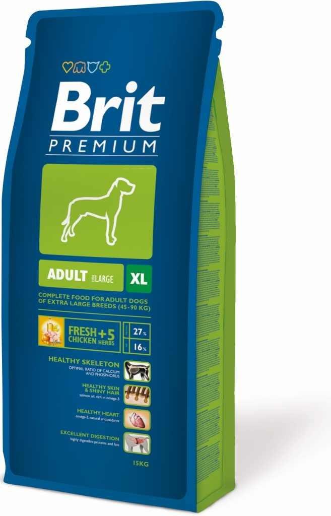11fbc7bdce7 Brit Premium Adult XL 15 kg+DOPRAVA ZDARMA