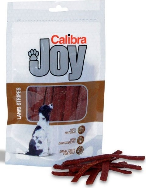 Calibra Joy Lamb Stripes 80g
