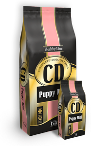 CD Superpremium Line Puppy Mini 15kg + doprava zdarma