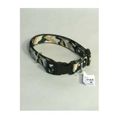 Obojek nylon ARMY 40-60cmx24mm