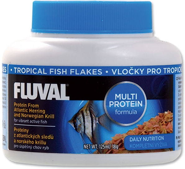 Fluval Tropical Flakes 125 ml
