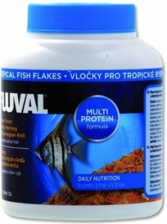 Fluval Tropical Flakes 325ml
