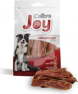 Calibra Joy Dog Large Lamb Fillet 80g