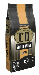 CD Superpremium line Adult Mini 15kg + doprava zdarma
